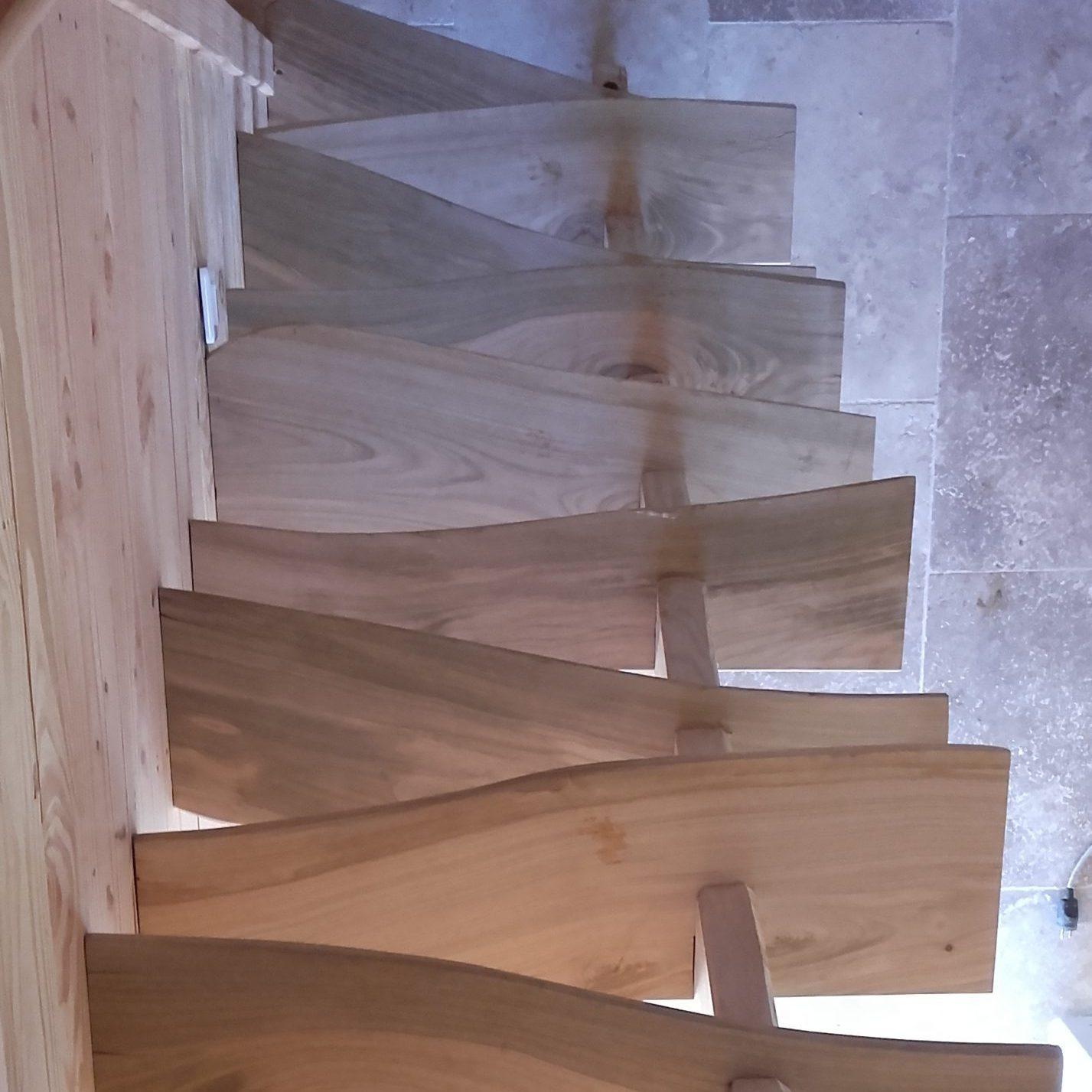 escalier sur-mesure aubenas