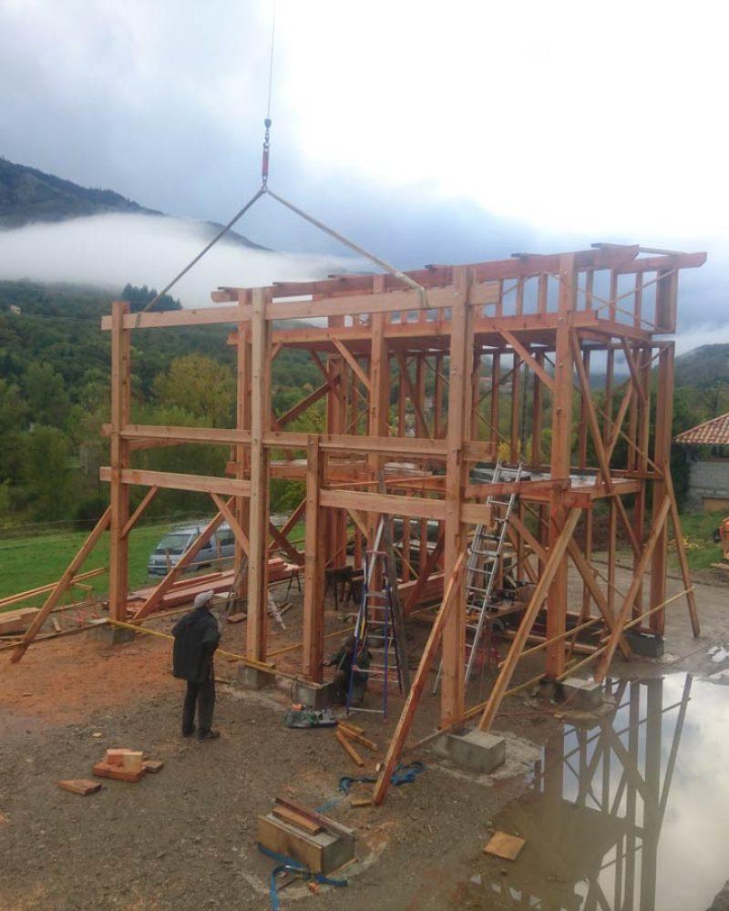 construction-ossature-bois-aubenas